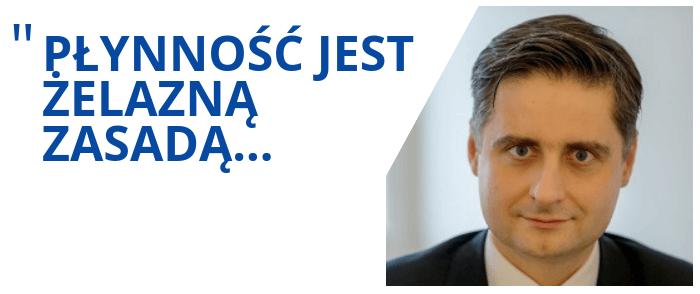 Płynność jest żelazną zasadą - rozmowa z Błażejem Bogdziewiczem, dyrektorem inwestycyjnym Caspar Asset Management